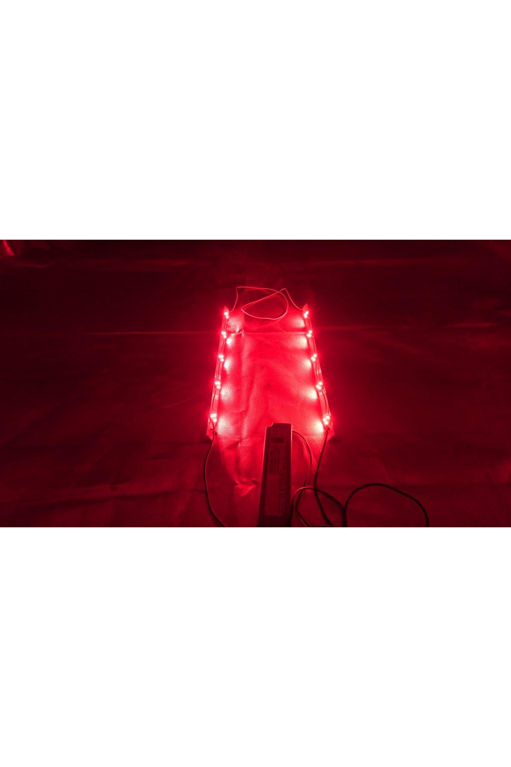 Samsung red 660 nm 30 ks/50W