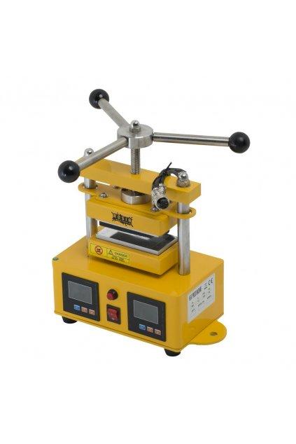 prensa qnubu press bolt manual 1 tonelada placas 6x12cm