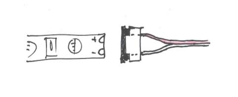 konektor pro LED pásky