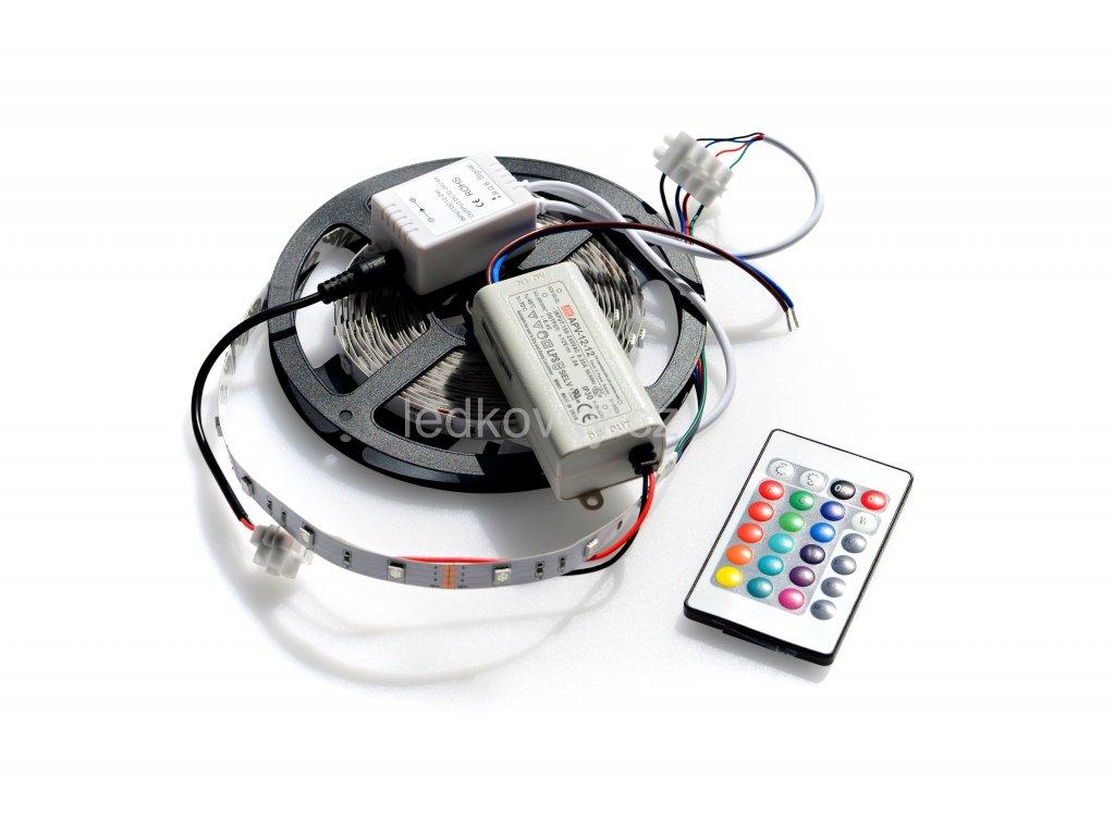 Sada barevný LED Pásek RGB - 4m