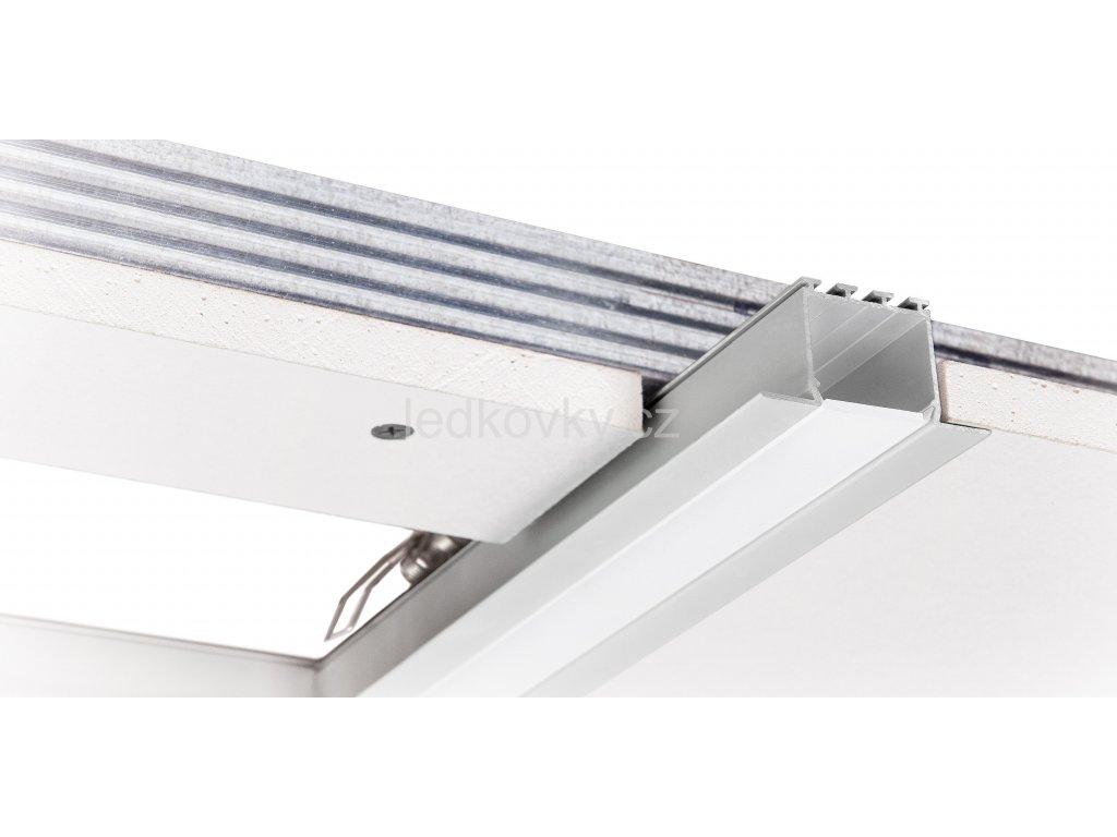 Zápustný hliníkový profil AL-20 Z-LARKO pro LED pásek - LEDkovky.cz b6a8460a56