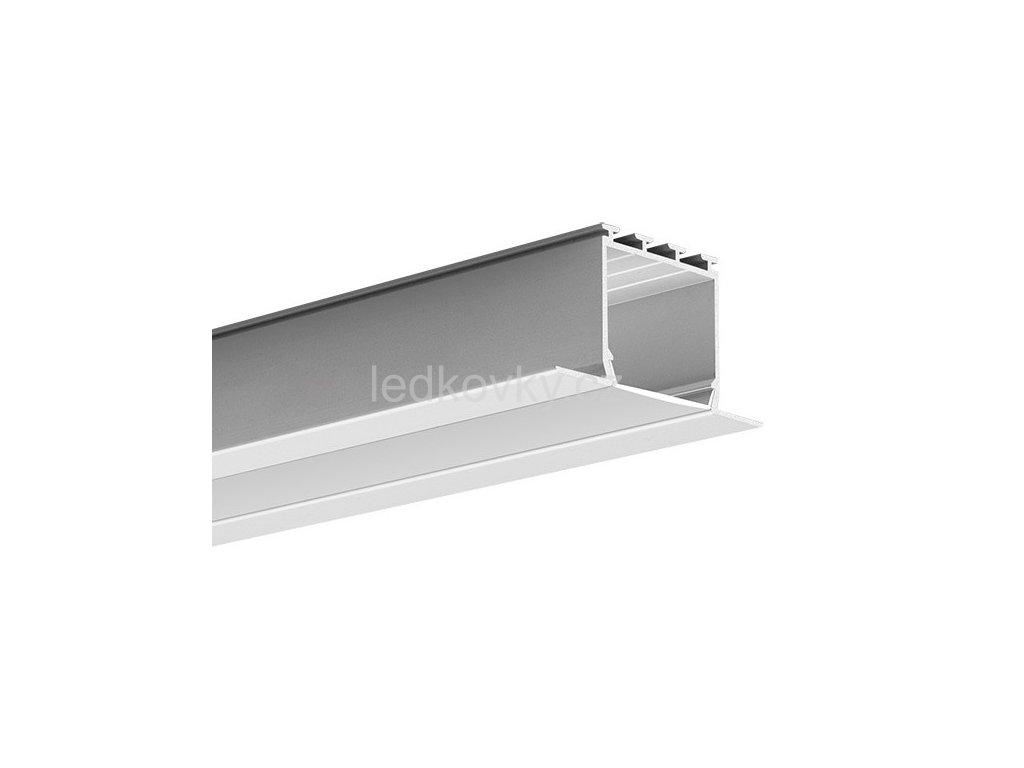 Zápustný hliníkový profil AL-20 Z - PROFIL LARKO pro LED pásek ... e3824aca4b