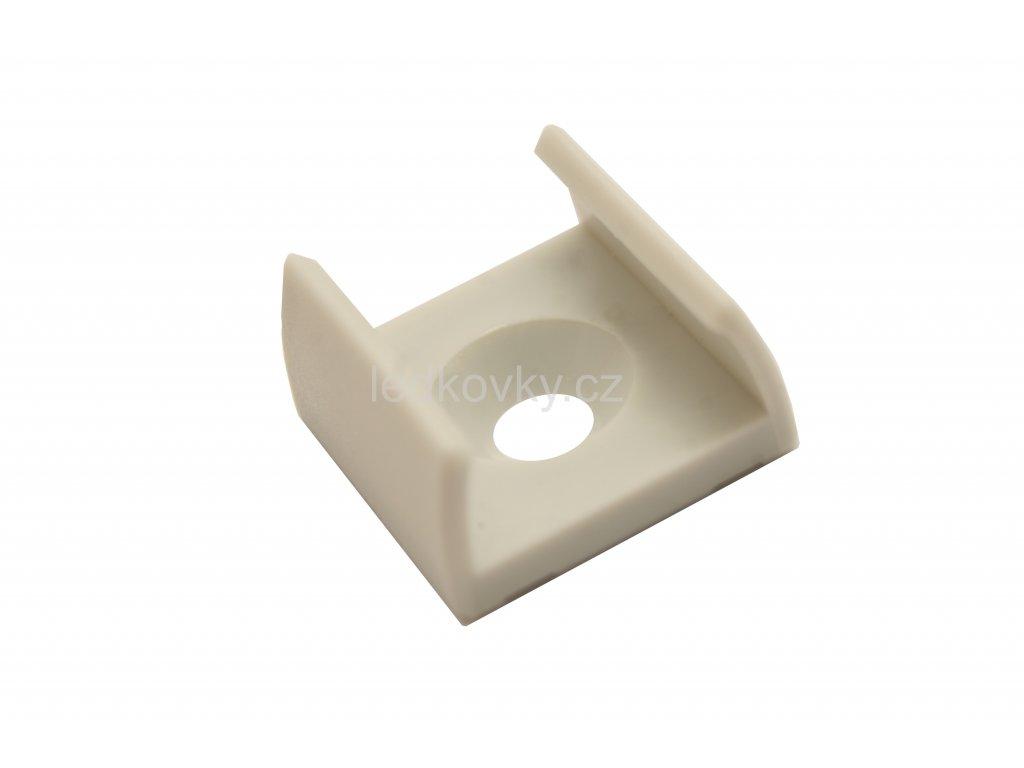 Úchyt plastový pro profily AL 06, 08, 10, 12