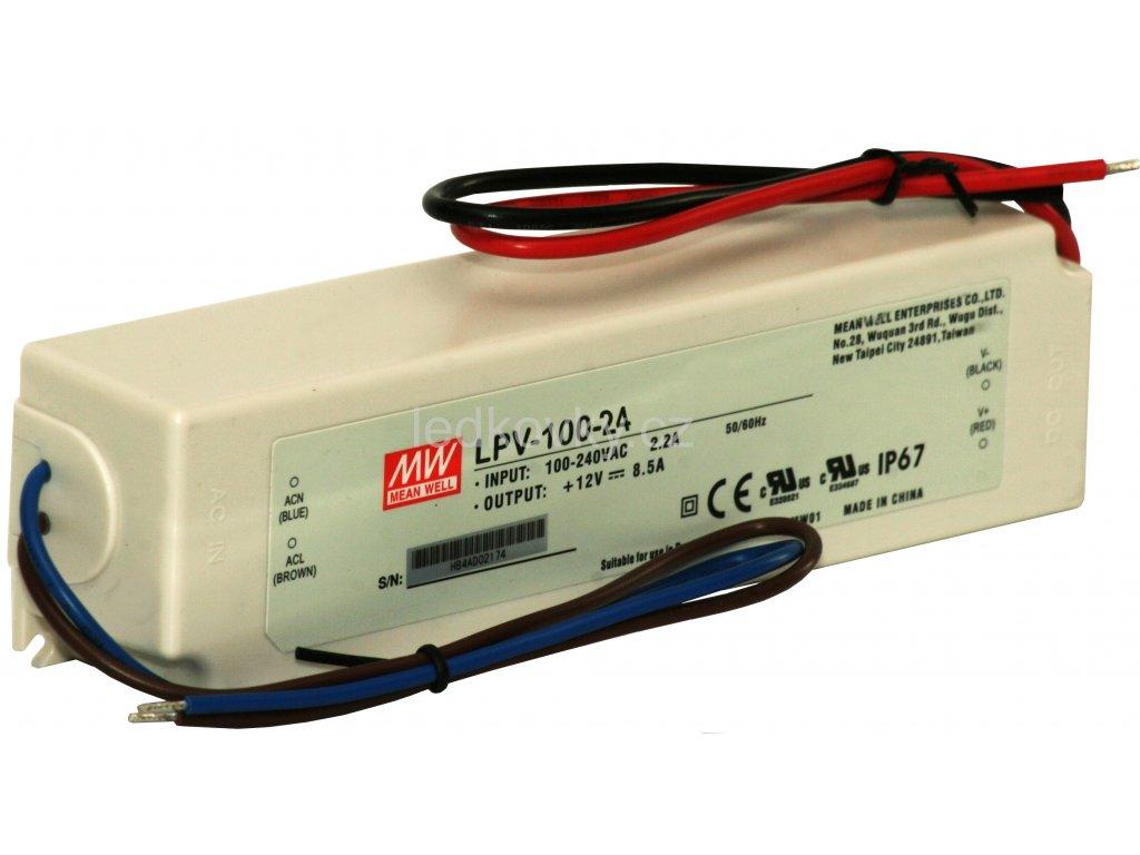 MW LPV 100 24