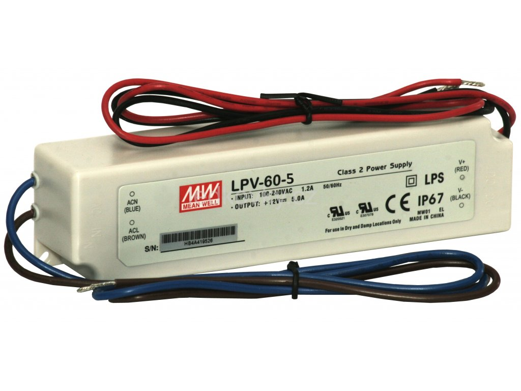 MW LPV 60 5