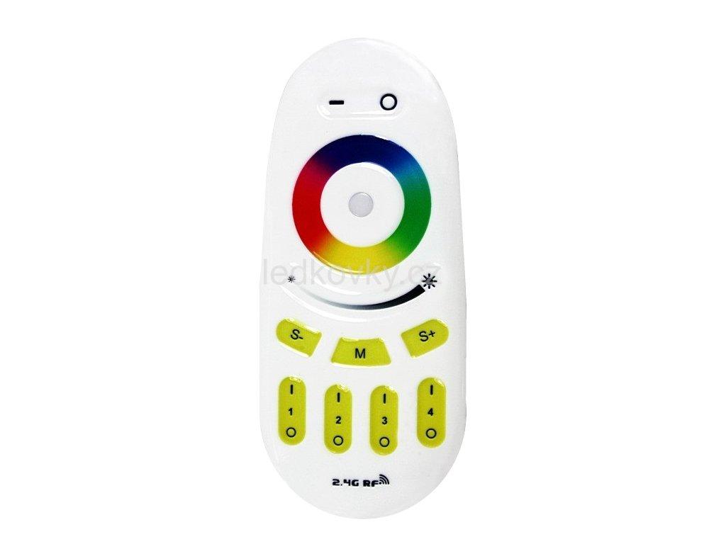 RGB ovladač RGBW WW RF 4 okruhy 1