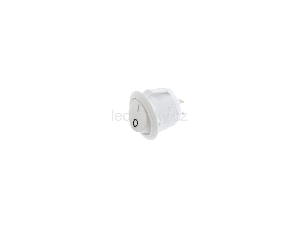 P R13112A B bílá kolébka s popisem