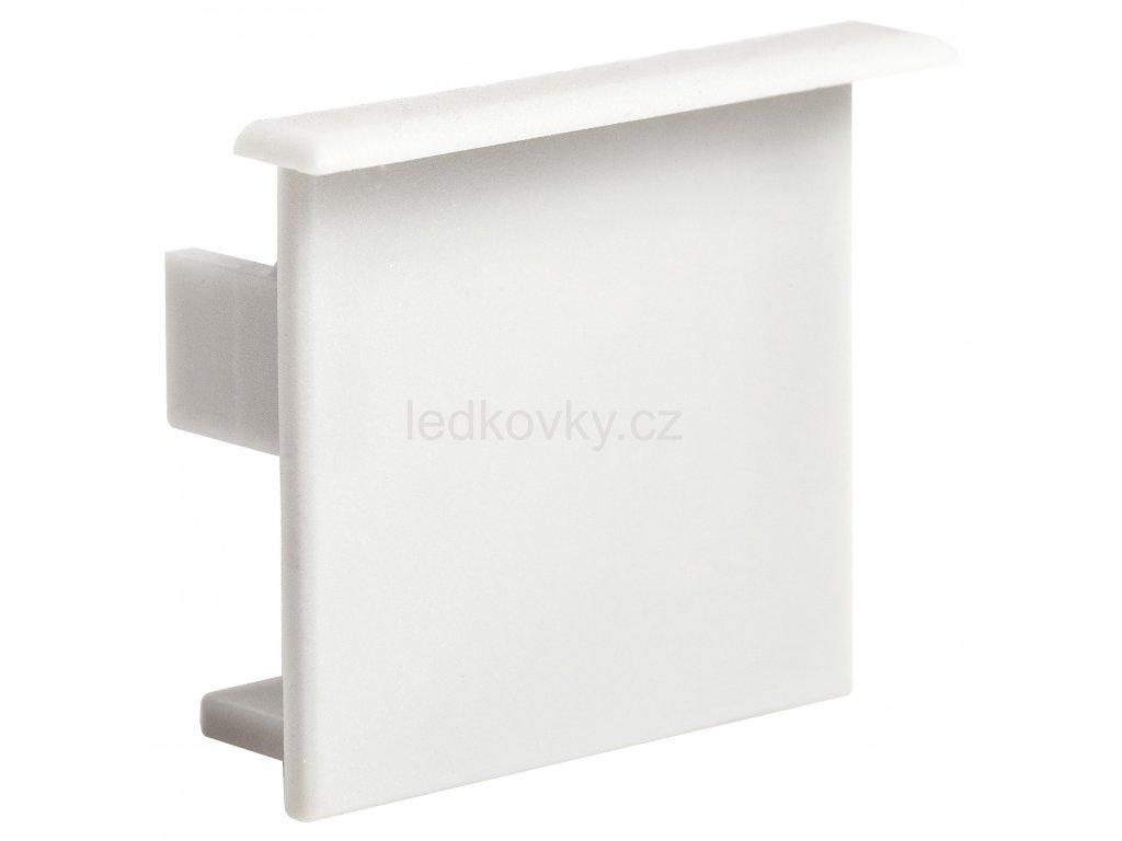 Koncovka profilu KP-59/ZÁSLEPKA PVC - LOKOM