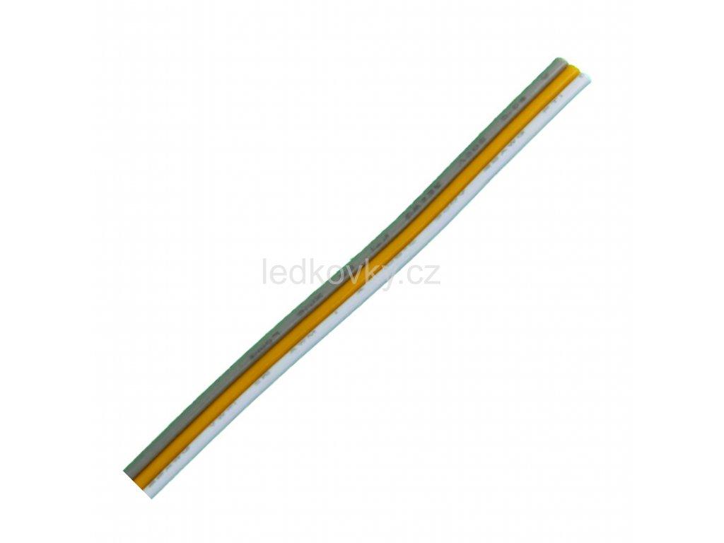Plochý CCT kabel 3x0,35mm2