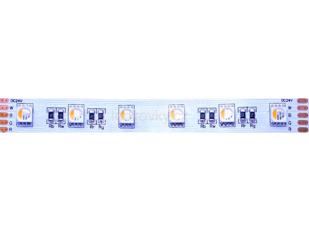 FLB6 RGBW Long 24VDC