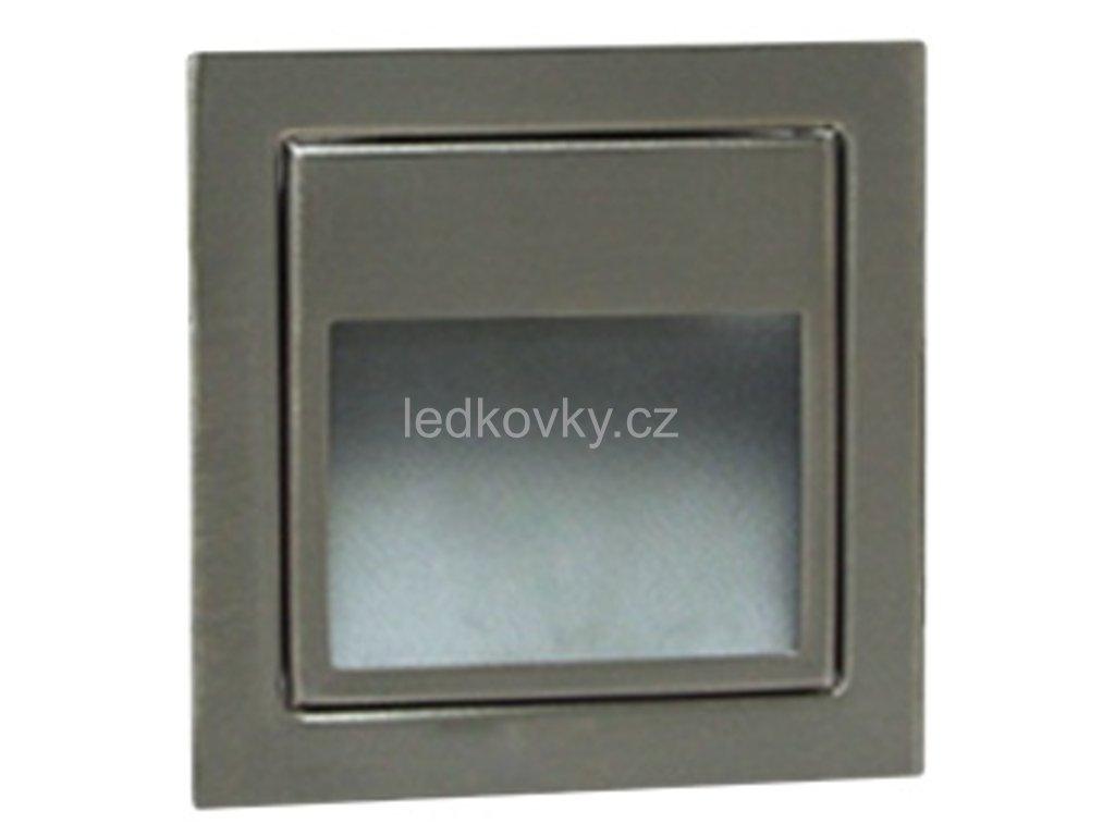 OSK WW 80x80 stříbrná