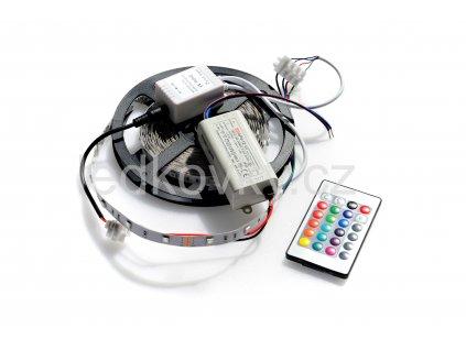 Sada barevný LED Pásek RGB - 1m