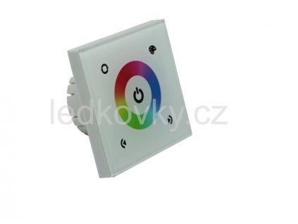 RGB 3x4A dotykový panel