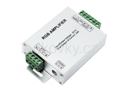 ZES 12 24VDC 3x4A RGB