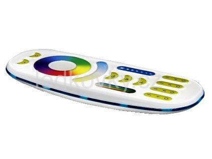 RGB ovladač RGB+W+WW RF 4 okruhy