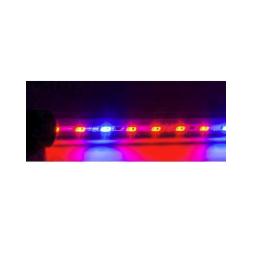 LED pásky na liště