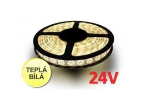 LED pásky 24V