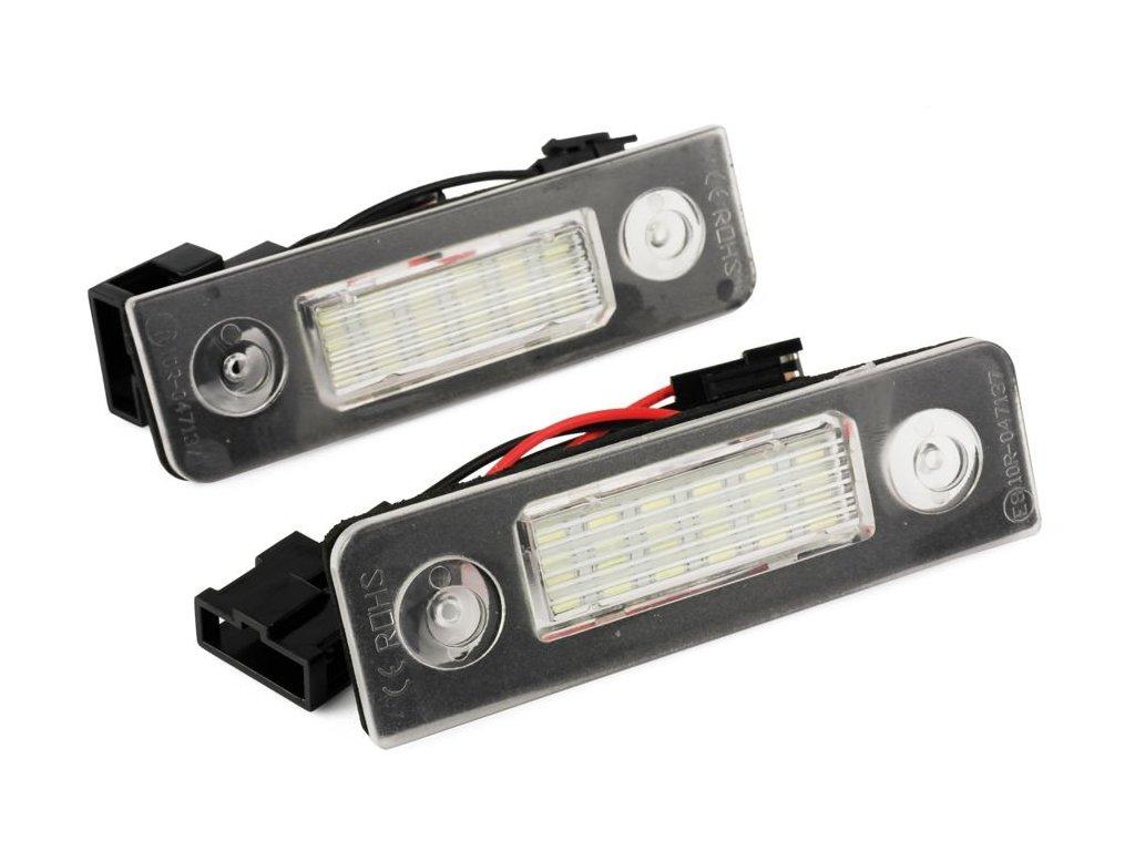 eng pl PZD0055 LED license plate light SKODA OCTAVIA II 2 ROOMSTER 1099 1[1]
