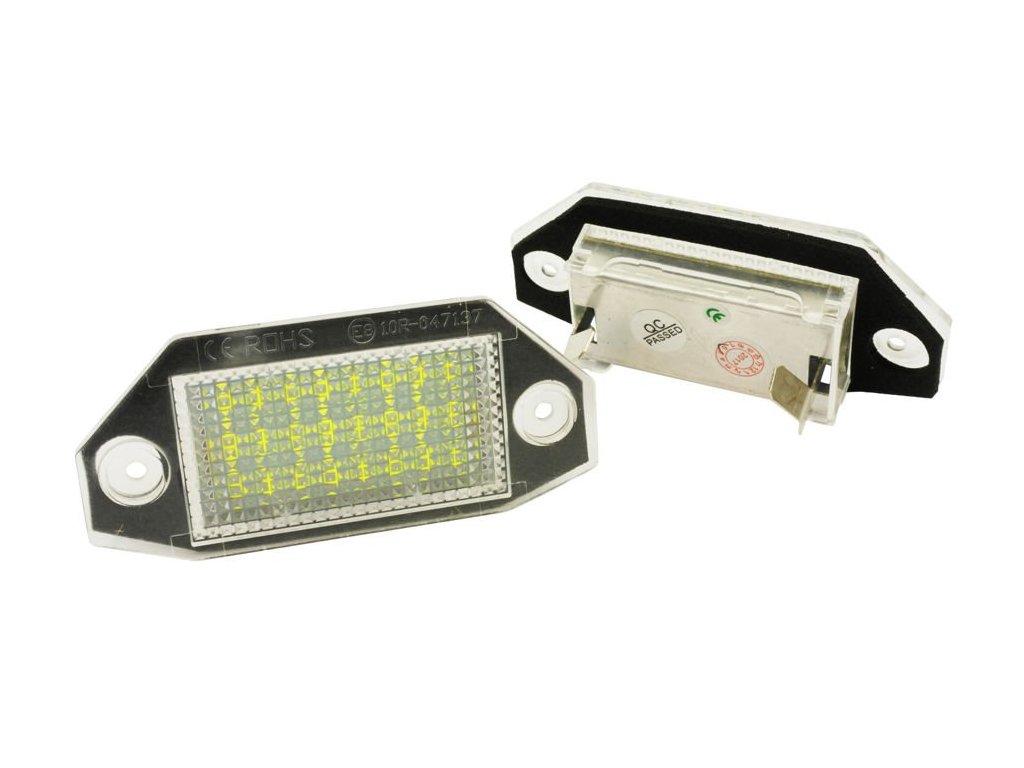 eng pl PZD0050 FORD MONDEO MK III LED license plate lights 2000 2007 1003 2[1]