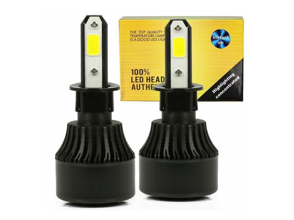 eng pl A set of LED bulbs H3 S4 COB 80W 8000 lm 1375 2[1]