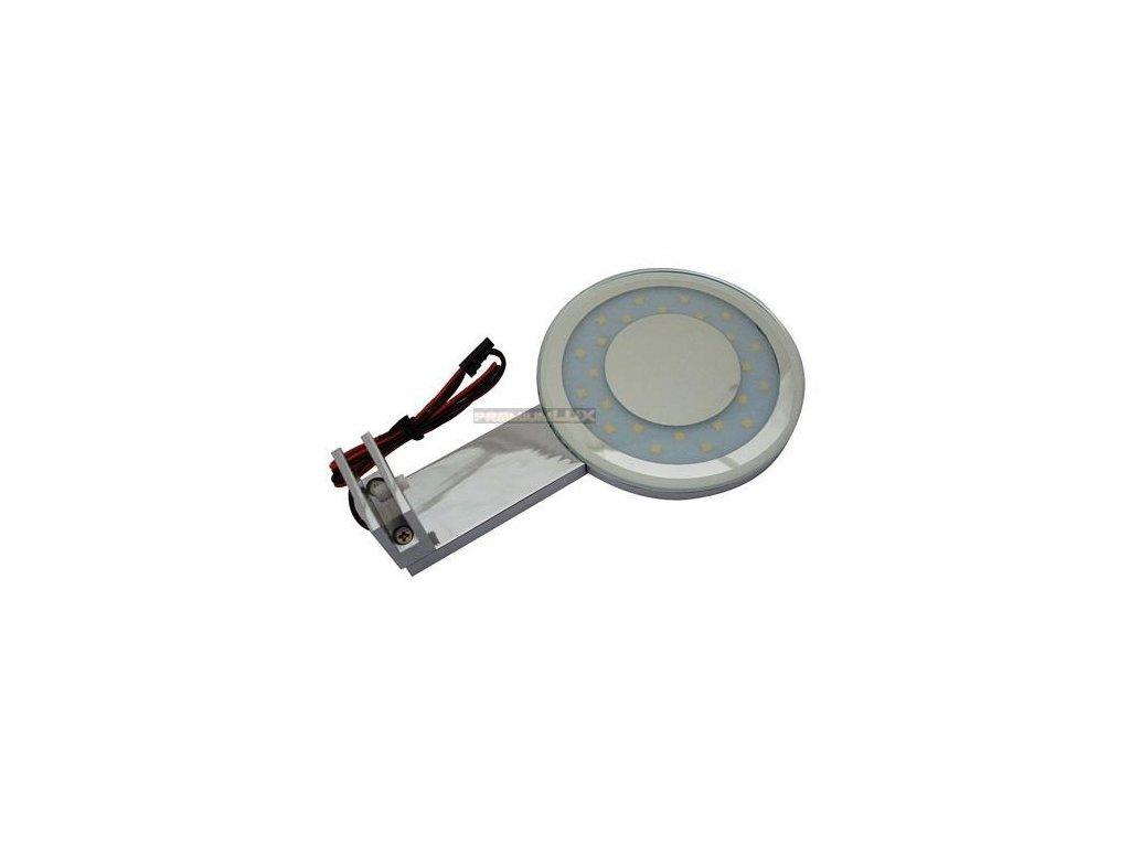 PremiumLED LED svítidlo kruhové na zrcadlo 4,2W 24xSMD2835 12V 330lm Neutrální