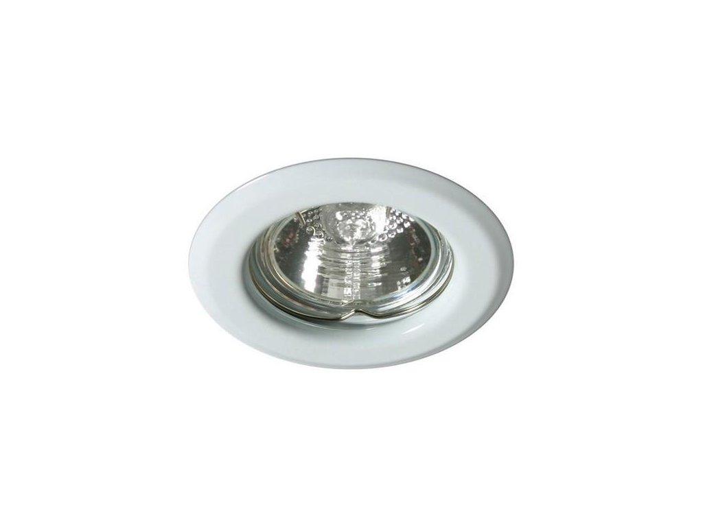 PremiumLED Podhledové bodové svítidlo ALFA bílá + patice, LUX01227