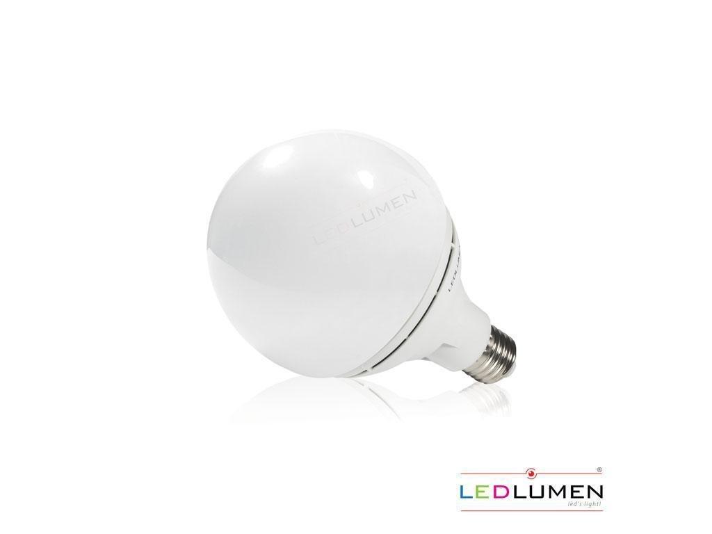Ledlumen LED žárovka 12,5W G120 16xSMD2835 1300lm CCD Studená