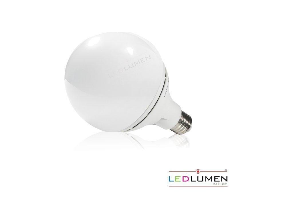 Ledlumen LED žárovka 12,5W G120 16xSMD2835 1300lm CCD Teplá
