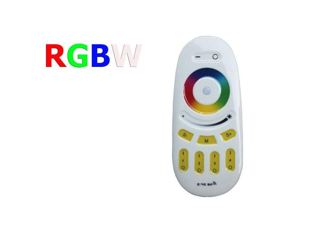 Berge Dálkový dotykový ovladač pro LED pásky RGBW 4 zóny
