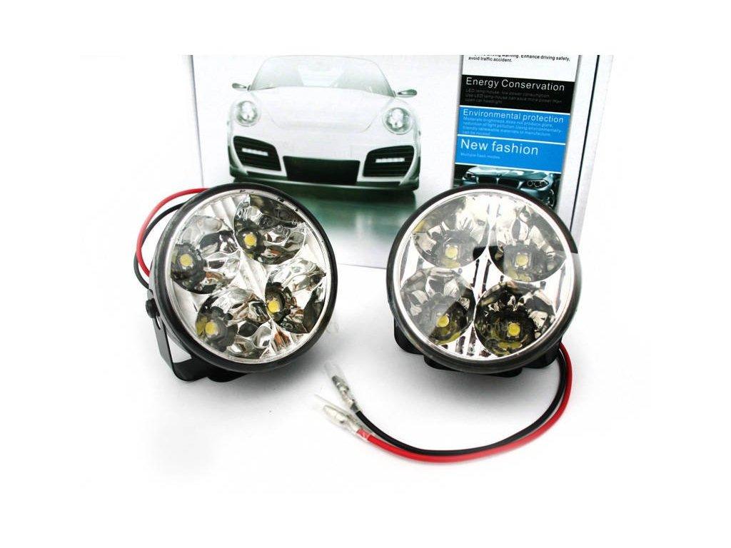 LED denní svícení DRL05 oe 70 mm