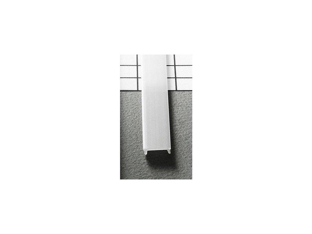 Mléčný difuzor KLIK pro profily Groove,Corner,Surface,Trio,Oval 1m