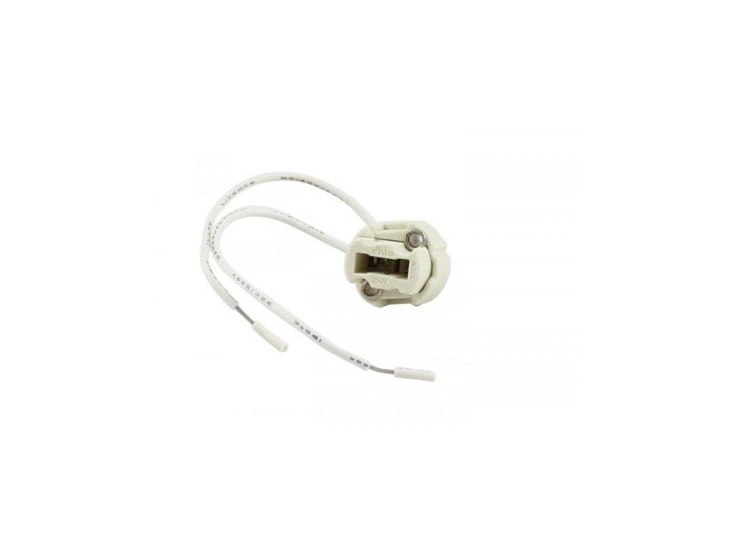 Patice-konektor G9 keramická