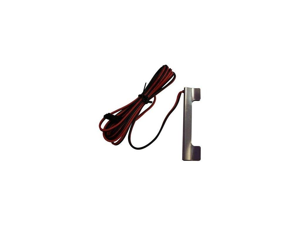 PremiumLED LED Klip pro osvětlení polic a vitrín 3xSMD 2835, 0,24W, 30lm, 12V, Studená