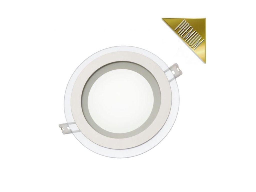 Spectrum Led LED panel FIALE vestavný 6W 350lm 100mm 230V CCD Neutrální