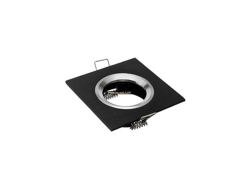 PremiumLED Safír černý + patice LUX01250