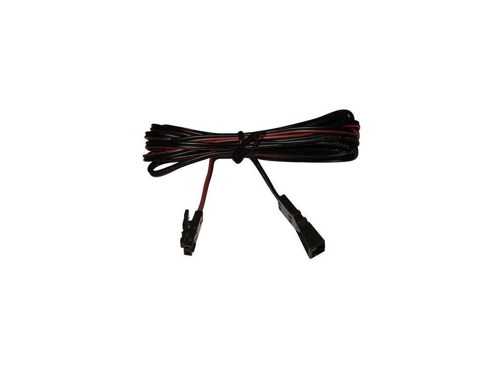 Prodlužovací kabel s konektory MINI (samice/samec)  s vodičem 2m