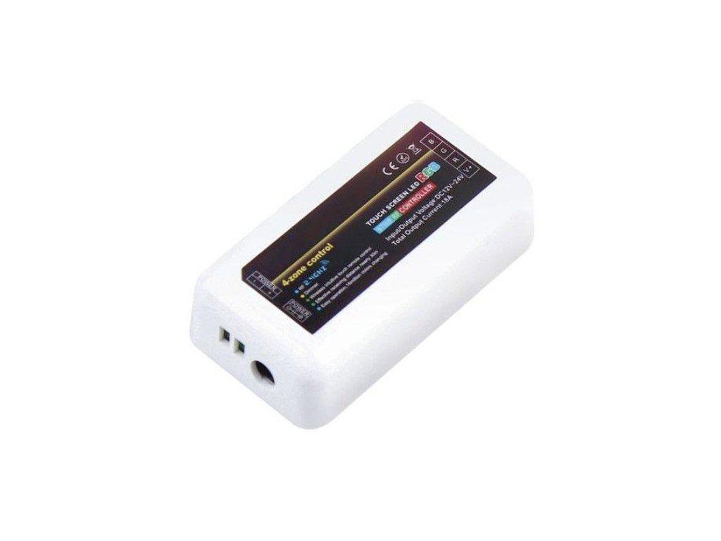 Přijímač dálkového ovládání RGB, 4 kanály