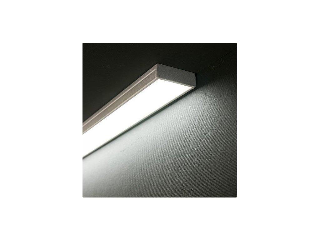 Topmet Hliníkový profil WIDE 1m pro LED pásky