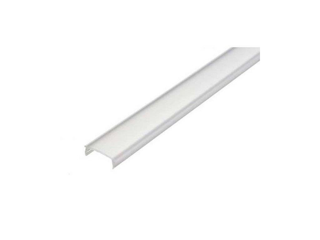 PremiumLED Mléčný difuzor KLIK pro profil FLOOR12 1m