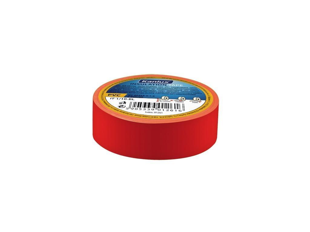 Kanlux 01259 IT-1/10-RE - Izolační páska