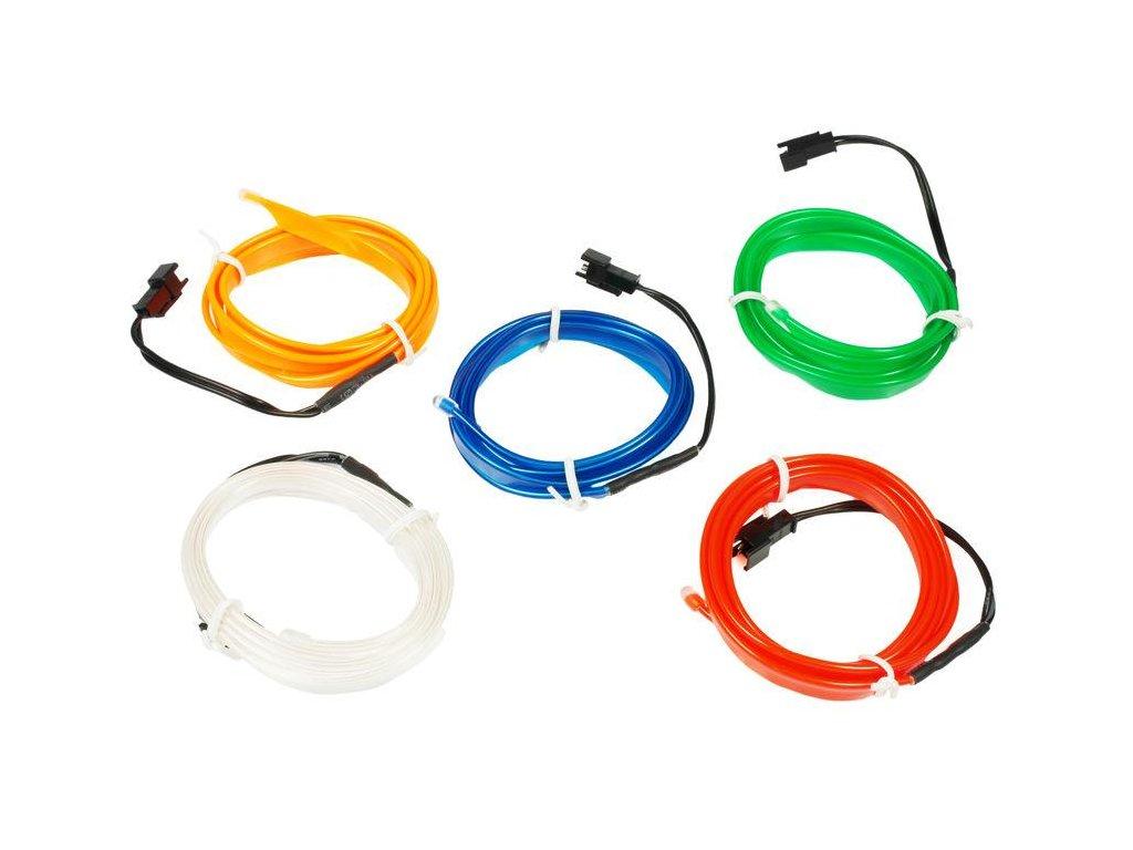 pol pl zestaw swiatlowod ambient light el wire z inverterem 12v 5 metrow 993 1[1]