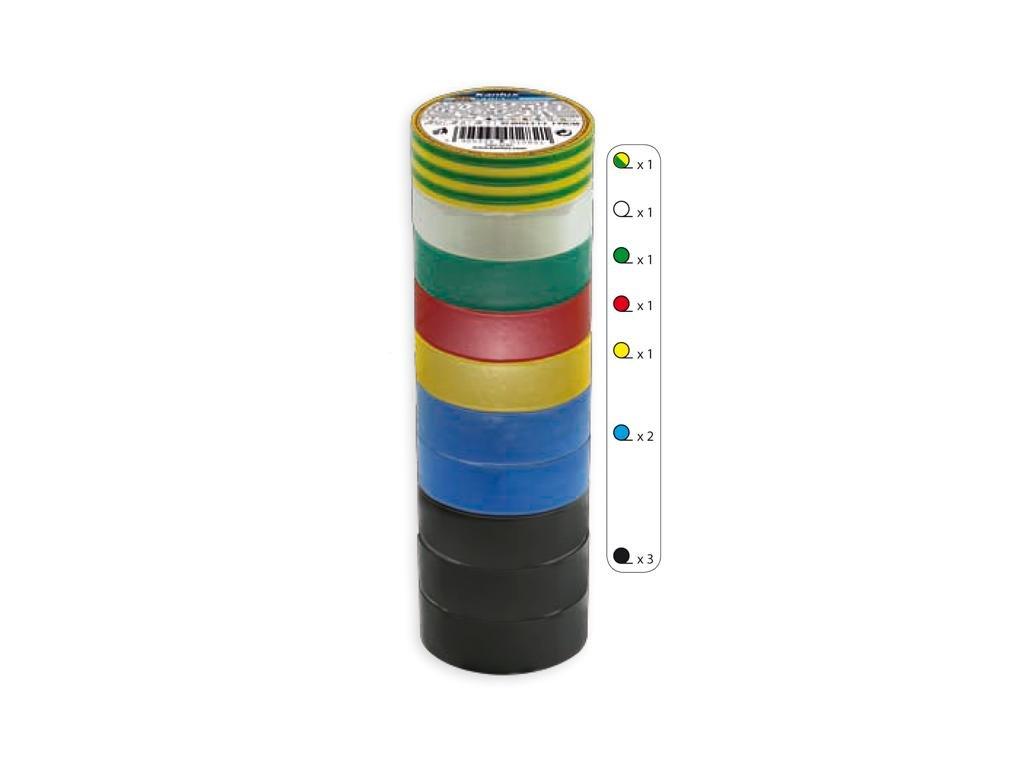 Kanlux 01283 IT-1/20-MIX Izolační páska
