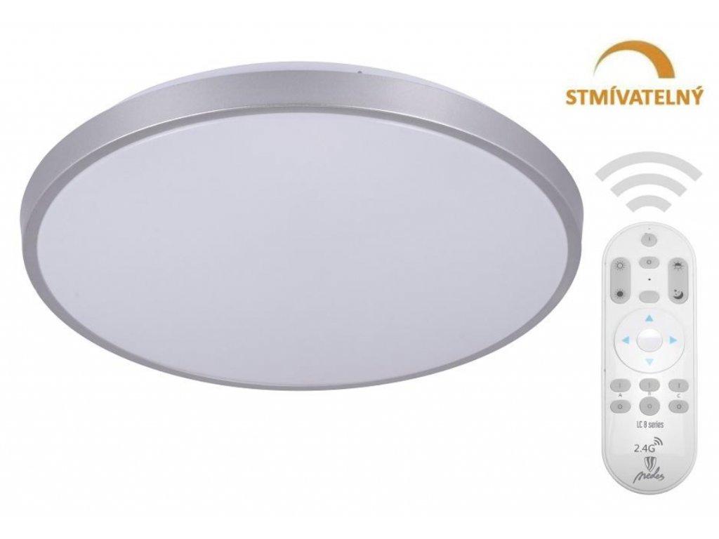 Nedes LED panel EXCLUSIVE LC801A/SI stmívatelný s ovladačem 50W 3600lm 230V CCD