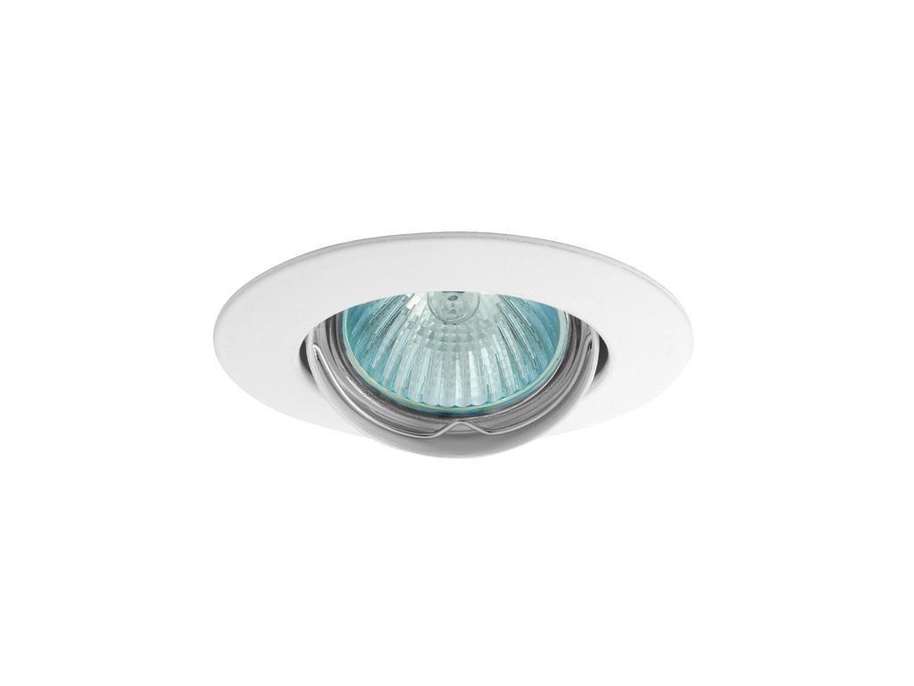 Kanlux 02590 LUTO CTX-DT02B-W - Podhledové bodové svítidlo