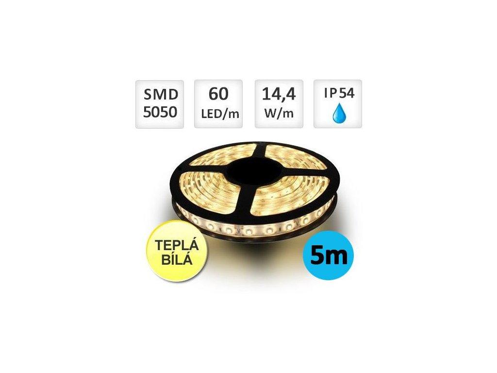smd5050 led pasek tepla silikon 5m[1]