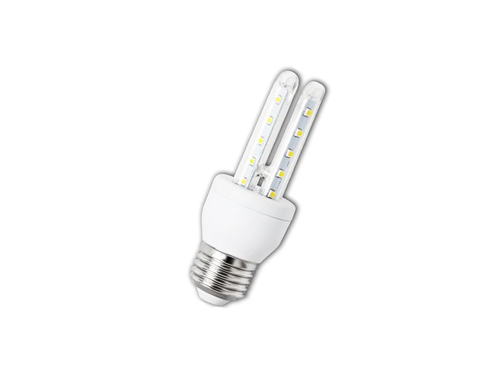 Berge LED žárovka 6W 48xSMD2835 E27 B5 450lm Teplá