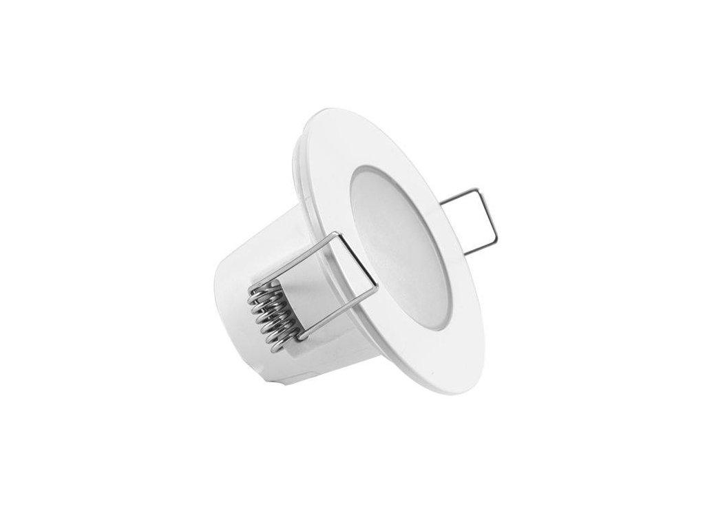 Podhledové bodové svítidlo LED BONO-R WHITE 5W 330lm, TEPLÁ