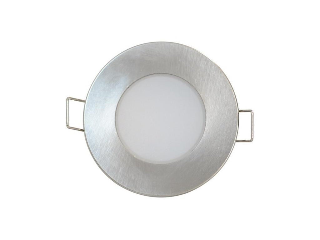 Podhledové bodové svítidlo LED BONO-R MATT CHROM 5W 330lm, NEUTRÁLNÍ