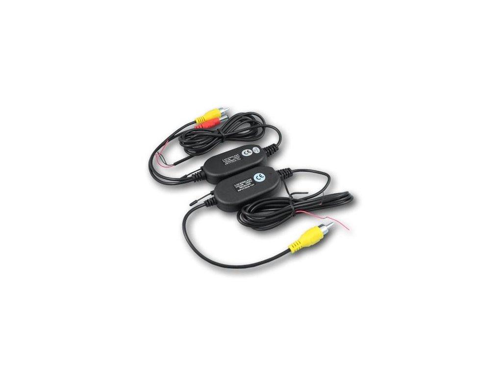 Bezdrátový vysílač a přijímač 2,4GHz pro couvací kamery