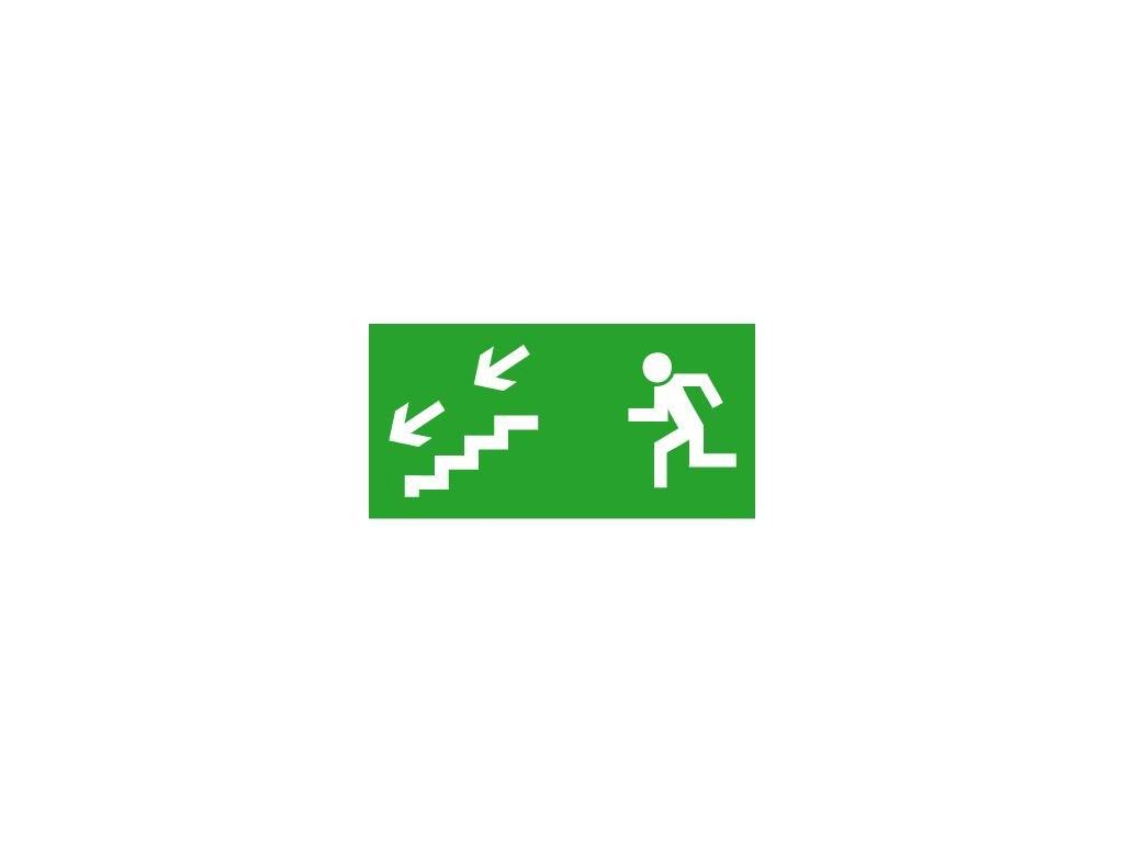 Kanlux 07414 EXIT PICTO-STEP2 - Evakuační značka